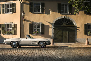 1964 C2 Sting Ray Convertible - Shot 5 by AmericanMuscle