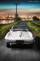 1964 C2 Sting Ray Convertible - Shot 14 by AmericanMuscle