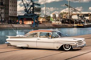 1959 Chevrolet Bel Air - Shot 9