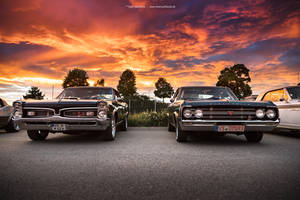 GTO and F-85 by AmericanMuscle