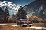 1956 Cadillac Series62 Sedan de Ville