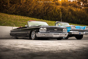 1963 Ford Galaxie XL Convertible by AmericanMuscle