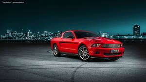 2012 Ford Mustang Club of America - Shot 8