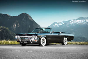 1965 Chevrolet Impala Convertible - Shot 14 by AmericanMuscle