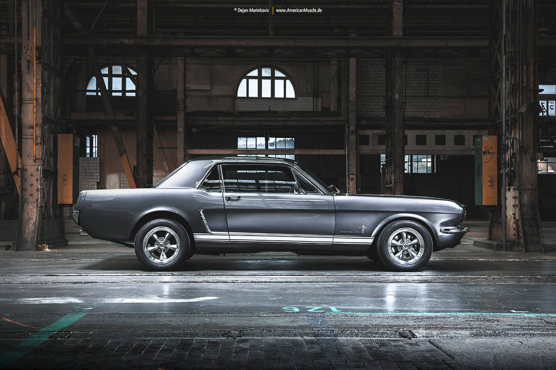 1965 Ford Mustang Coupe - Shot 5 by AmericanMuscle