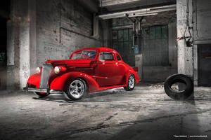 1937 Chevrolet Master De Luxe  - Shot 3 by AmericanMuscle