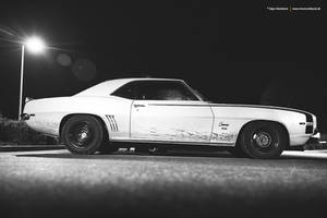 1969 Camaro SS Night Rider