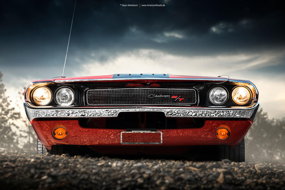 1970 Dodge Challenger Convertible - Shot 9 by AmericanMuscle