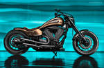 Hammer Limited Edition Bike - Shot 5 by AmericanMuscle
