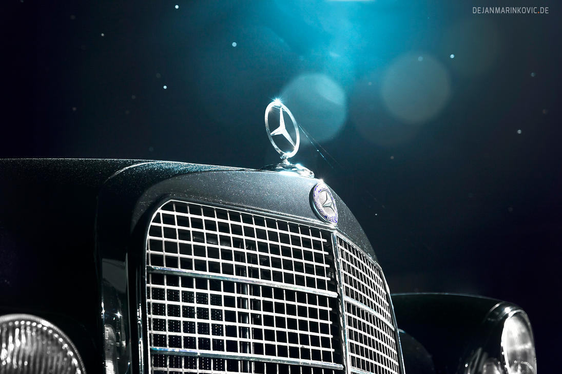 Mercedes-Benz 280 SE Detail by AmericanMuscle