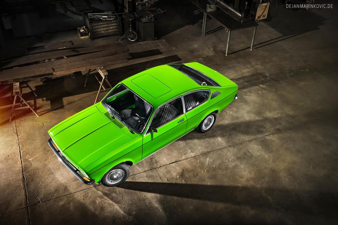 Opel Kadett C - Shot 2 by AmericanMuscle