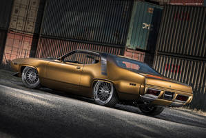 1971 Plymouth Pro Runner - Shot 6 by AmericanMuscle