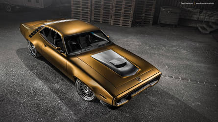 1971 Plymouth Pro Runner - Shot 5 by AmericanMuscle