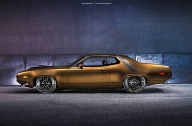 1971 Plymouth Pro Runner - Shot 9 by AmericanMuscle