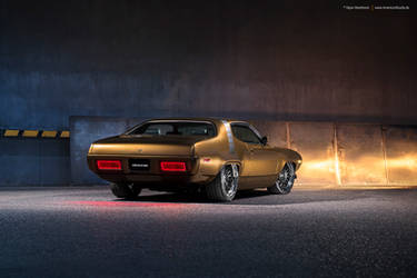 1971 Plymouth Pro Runner - Shot 13 by AmericanMuscle