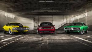 Mopar Muscle Cars