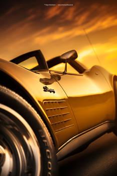 1970 Corvette C3 Stingray - Shot 3