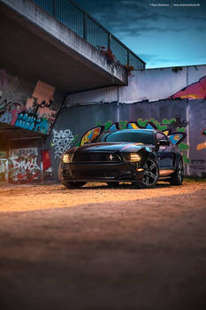 2013 Mustang GT California Special - Shot 6
