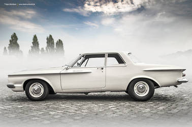 1962 Plymouth Savoy by AmericanMuscle