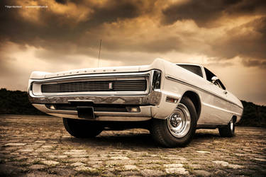 1970 Plymouth Fury by AmericanMuscle