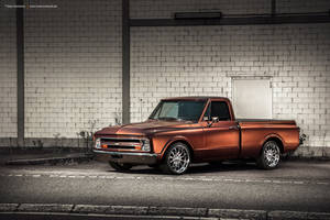 1967 Chevrolet C10 Pickup - Shot 3 by AmericanMuscle