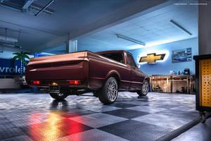 1967 Chevrolet C10 Pickup - Shot 4