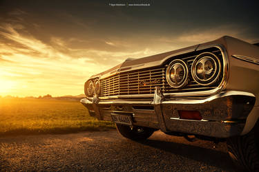 1964 Chevrolet Impala SS 409 - Shot 2 by AmericanMuscle
