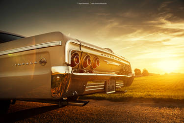 1964 Chevrolet Impala SS 409 - Shot 3 by AmericanMuscle