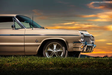 1964 Chevrolet Impala SS 409 - Shot 5 by AmericanMuscle
