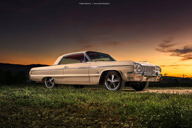 1964 Chevrolet Impala SS 409 - Shot 9 by AmericanMuscle