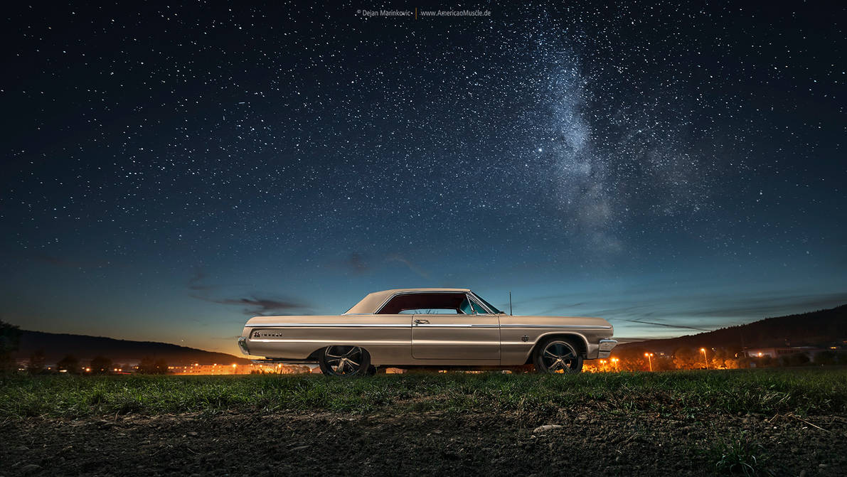 1964 Chevrolet Impala SS 409 - Shot 12 by AmericanMuscle