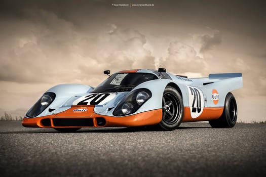 Porsche 917 RCR Gulf - Shot 3