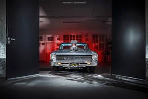 blown 1966 Chevrolet II Nova - Shot 12