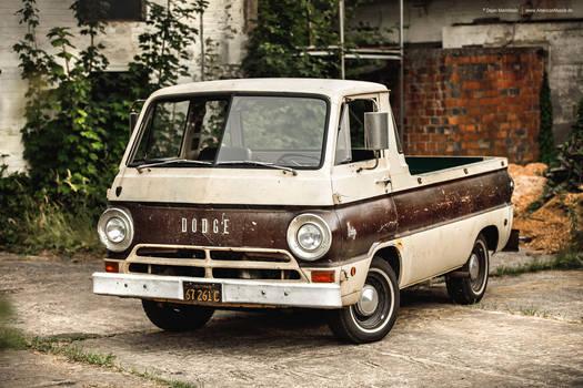 1969 Dodge A100 Pickup - Shot 1