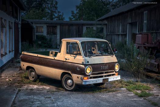 1969 Dodge A100 Pickup - Shot 7