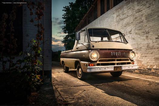 1969 Dodge A100 Pickup - Shot 9