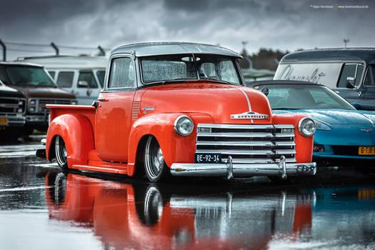 1949 - 1951 Chevrolet 3100 Pickup Custom