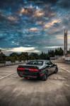 Black Challenger SRT Hellcat - Shot 2