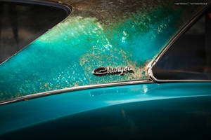 1968 Dodge Charger Detail