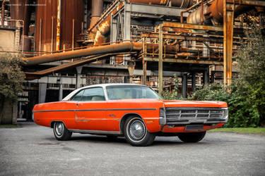 1971 Plymouth Sport Fury