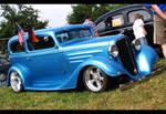 '35 Chevrolet Hot Rod