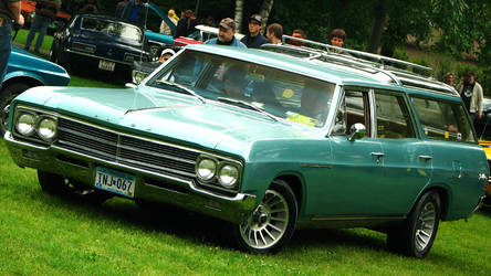 Buick Station Wagon by AmericanMuscle