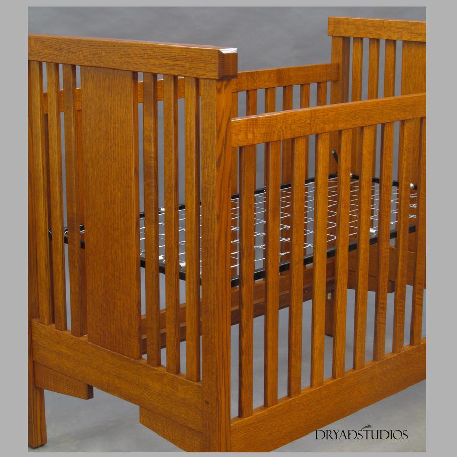 baby kalani simply crib oak convertible furniture davinci honey in cribs
