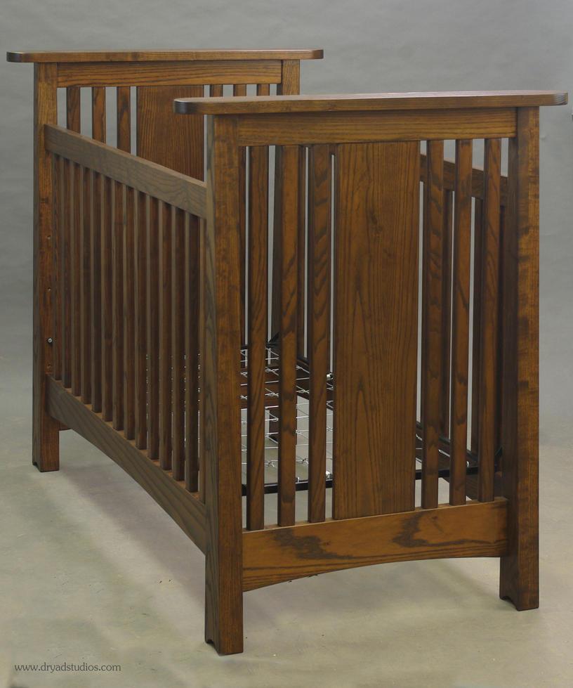 Mackintosh Crib 3 by DryadStudios