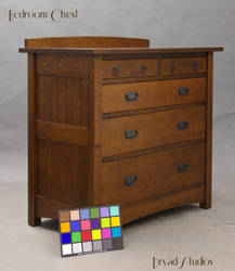 Bedroom chest by DryadStudios