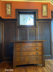Mackintosh 4 dresser chest at home