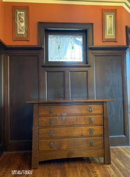 Mackintosh 4 dresser chest at home