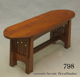 Mack coffee table for sale #798