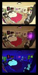 Roy's Room by bloochikin