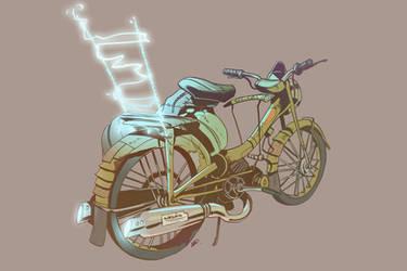 Bike by bloochikin